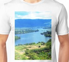an inspiring Comoros landscape Unisex T-Shirt