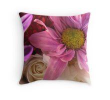 Floral Intime Throw Pillow
