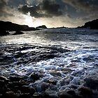 """""""Rhoscolyn"""" storm.. by Raymond Kerr"""
