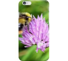 Bee & Chives iPhone Case/Skin