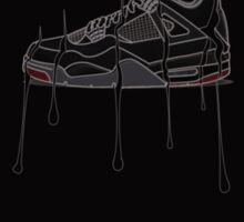 air jordan 4 drip 2 Sticker