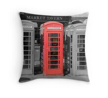 PhoneBox Throw Pillow