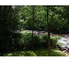 The Ware River, Ware, Ma Photographic Print