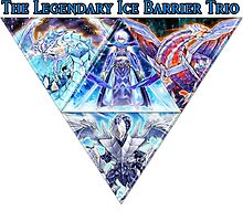The Ice Barrier Dragons by Rikou Sawada