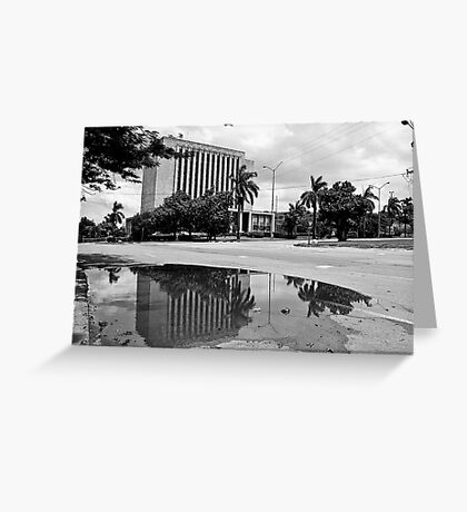 Parallel world Greeting Card