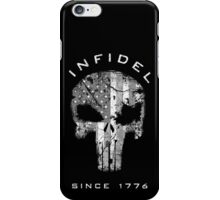 American Punisher 2.0 - Infidel Subdued iPhone Case/Skin