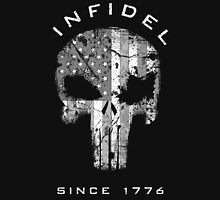 American Punisher 2.0 - Infidel Subdued Unisex T-Shirt