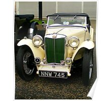 MG TD Poster