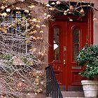City Red Door by raneangel