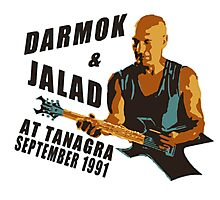 Darmok & Jalad at Tanagra Photographic Print