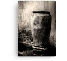 Water container Canvas Print