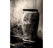 Water container Photographic Print