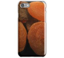 Apricots iPhone Case/Skin