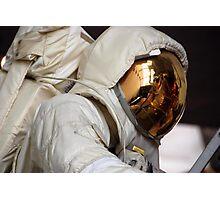 Lunar Space Suit & LEM... Apollo 4 Photographic Print