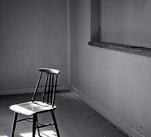 Empty Chair III by Christina Børding