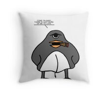 More To Love Throw Pillow