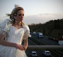 runaway bride 01 by Lorna Boyer