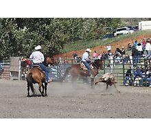 Cochrane Lions Rodeo #24, 2009, Canada. Photographic Print