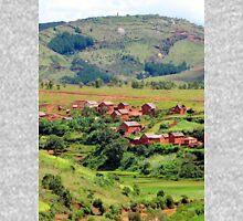 a stunning Madagascar landscape Unisex T-Shirt