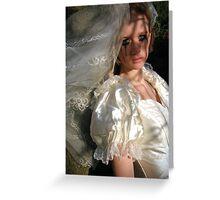 runaway bride 02 Greeting Card