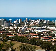 Coolangatta/Tweed Heads Panorama by kwill