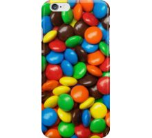 Multicolor Chocolat Sweat iPhone Case/Skin