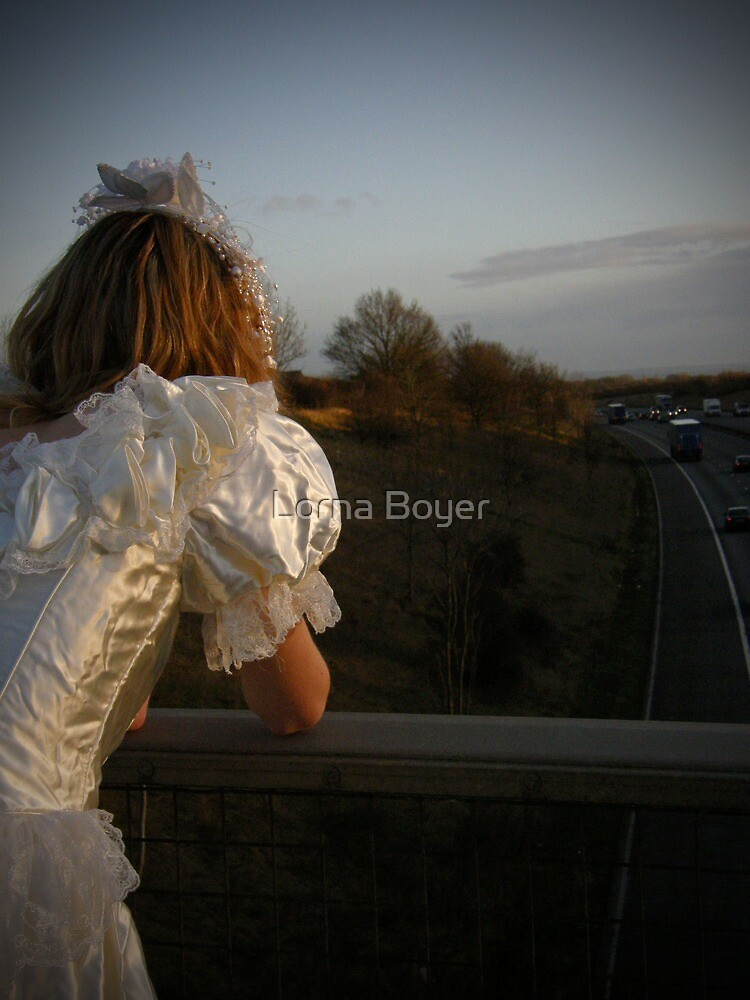 I Was Born to Walk Alone 03 by Lorna Boyer