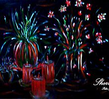 ROMANCE!! CANDLE LIGHT AND FLOWERS by Sherri     Nicholas