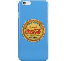 Coca Cola Ad #4 iPhone Case/Skin