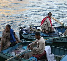 Salesmen on the Nile by Michelle Thomson