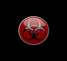 ZOMBIE APOCALYPSE HAZMAT by Zombie Ghetto by ZombieGhetto