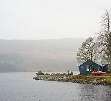 Loch Ness by rafandrian