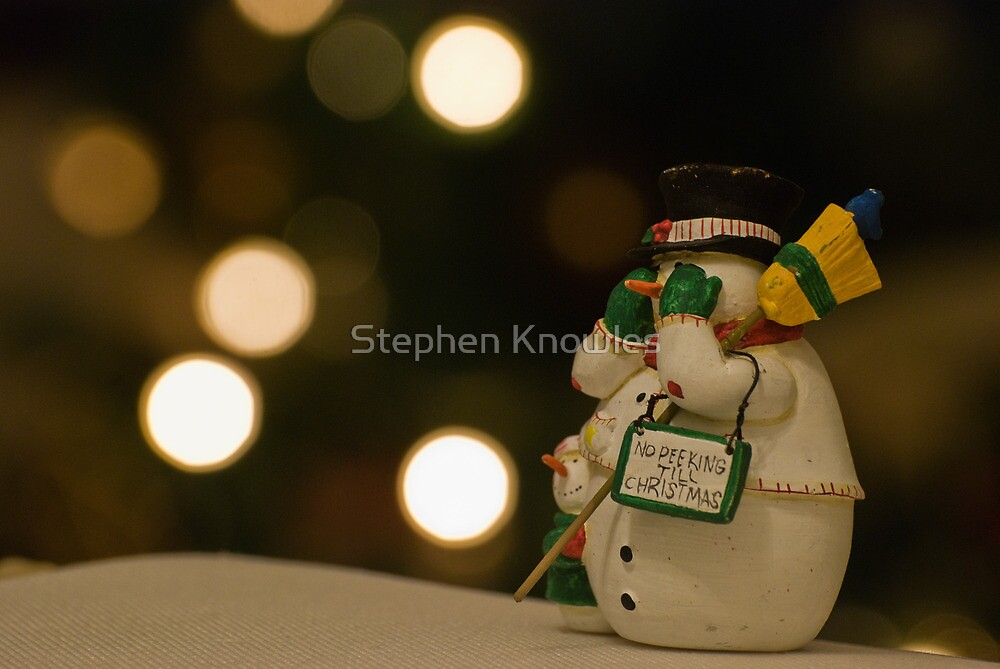 Happy Christmas  by Stephen Knowles