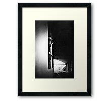 Pseudo steampunk  Framed Print