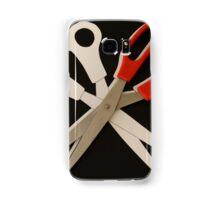 Scissors Samsung Galaxy Case/Skin