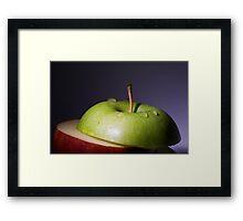 Special Apple Framed Print