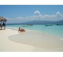 Paradise Island Photographic Print