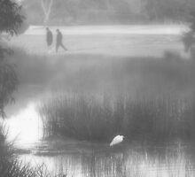 Early morning risers by nadine henley