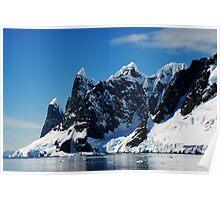 Cape Renard, Lemaire Channel, Antarctic Peninsula Poster