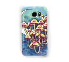 Mushroom Patch Samsung Galaxy Case/Skin