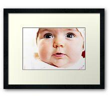 Precious Abigail Framed Print