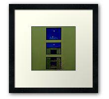 |=| Framed Print