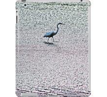 Water Walker iPad Case/Skin