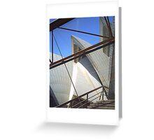 Opera House - Sydney Greeting Card
