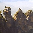 The Three Sisters by Adah