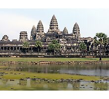 Angkor Wat, Cambodia Photographic Print