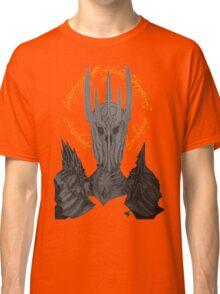 Sauron Black Speech Classic T-Shirt