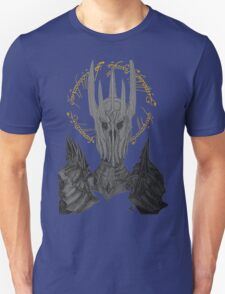 Sauron Black Speech Unisex T-Shirt