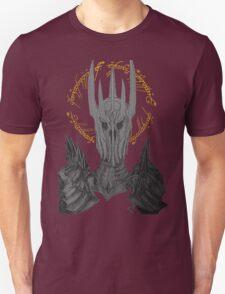 Sauron Black Speech Unisex T-Shirt