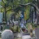 graveyard by Xtianna